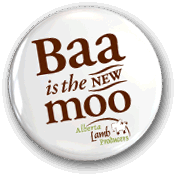 Baa is the new moo.